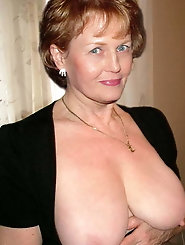 Busty mature prostitute is giving pussy