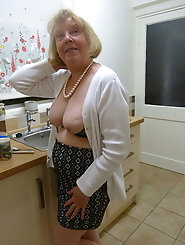 Charming mature females are baring it all on photo