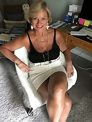 Mature White Milfs Clothed