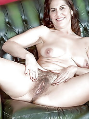 Obsession 53 - Hairy and hirsute Milfs